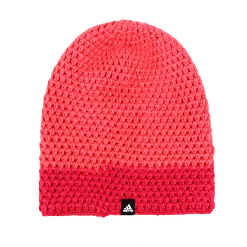 ADIDAS Crotched Beanie, pink
