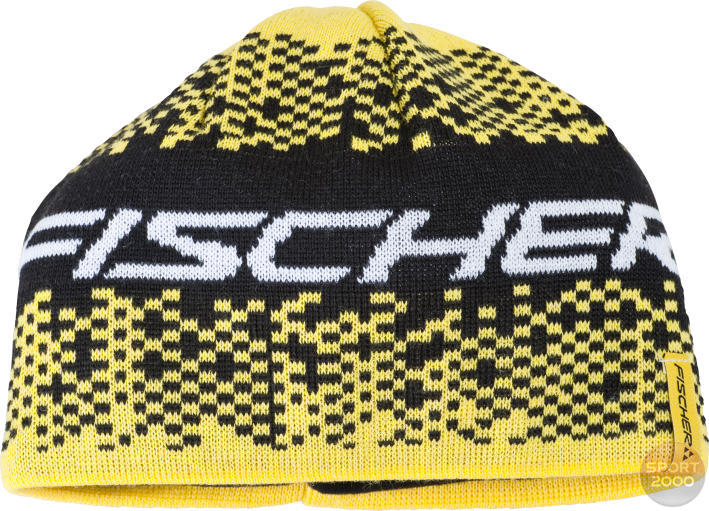 FISCHER Green Sheen, black/yellow