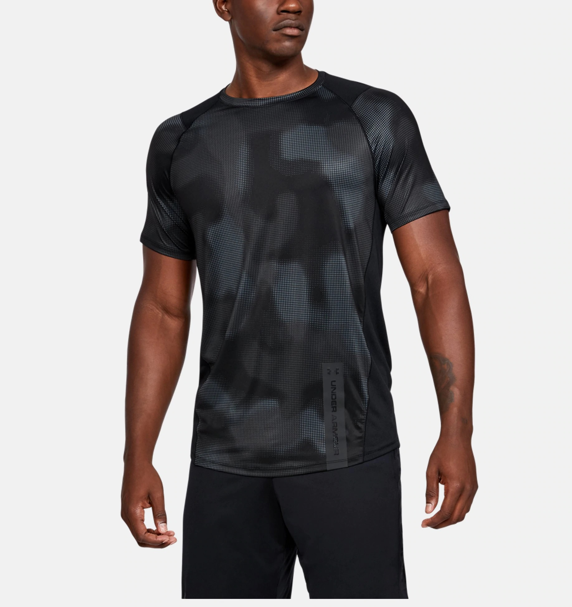 Under Armour MK-1 SS Printed_black