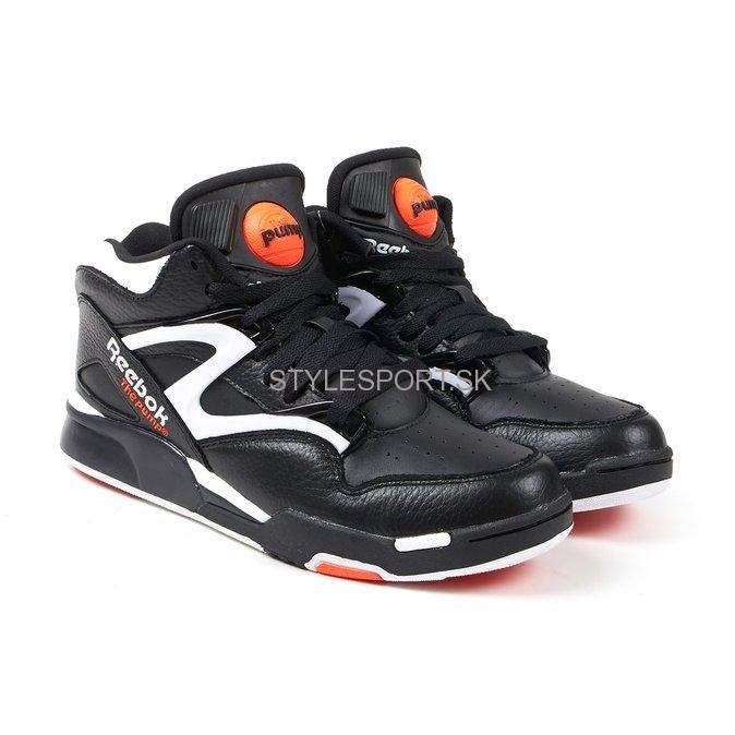 bf8b2e7032c6b REEBOK PUMP OMNI LITE J15298, čierne | Športové oblečenie a športové ...