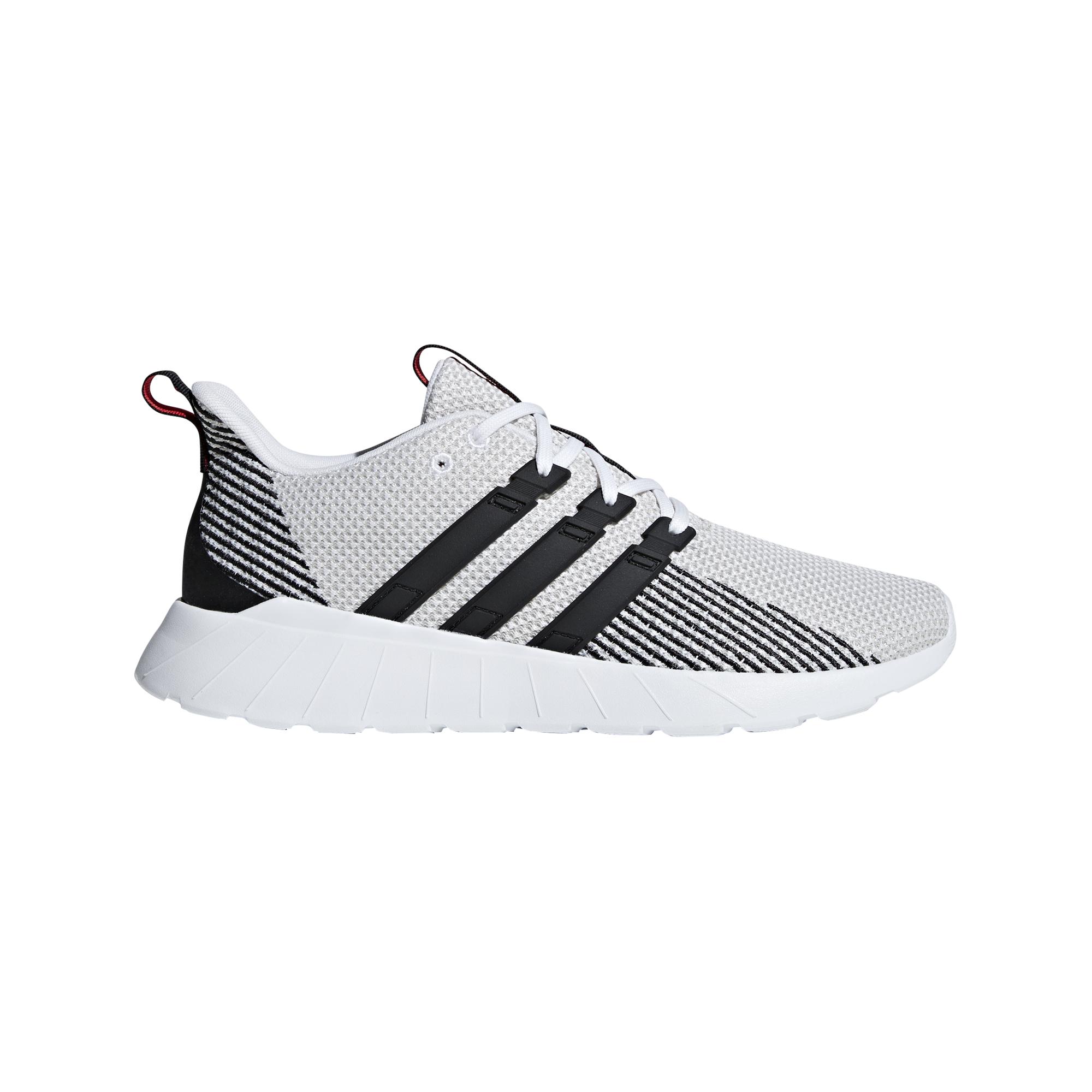 52859ea68 adidas QUESTAR FLOW tenisky, biela/čierna | Športové oblečenie a ...