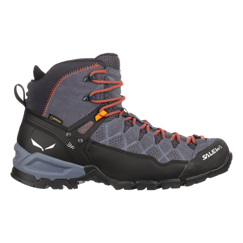 SALEWA MS ALP TRAINER MID GTX Ombre Blue/Fluo Orange