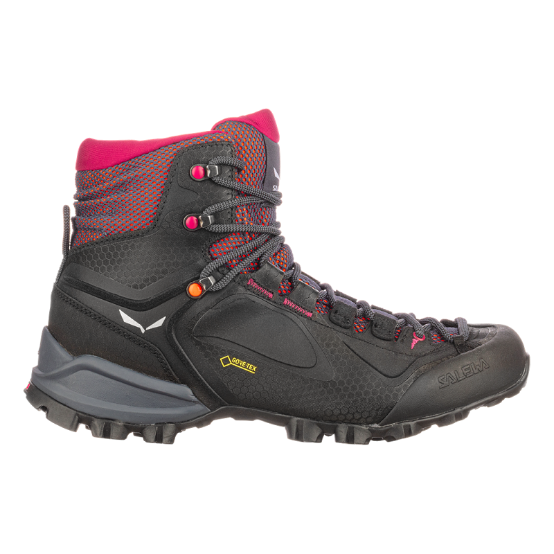 SALEWA WS ALPENVIOLET MID GTX Ombre Blue/Fluo Coral