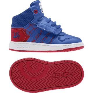 adidas HOOPS MID 2.0 spiderman