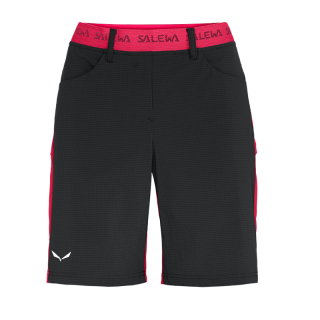 SALEWA PUEZ 3 DST W SHORTS rose red
