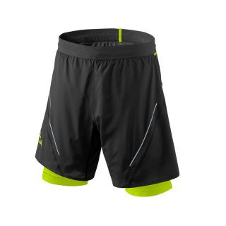 Dynafit ALPINE PRO 2IN1 SHORTS M_black out/2090