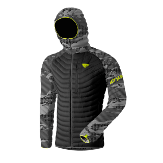 Dynafit Radical Down Hooded Jacket M_quiet shade camo