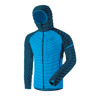Dynafit Radical Down Hooded Jacket M_petrol