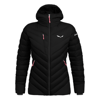 Salewa ORTLES MEDIUM 2 DWN W Jacket_black out