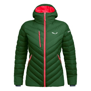 Salewa ORTLES MEDIUM 2 DWN W Jacket_cilantro